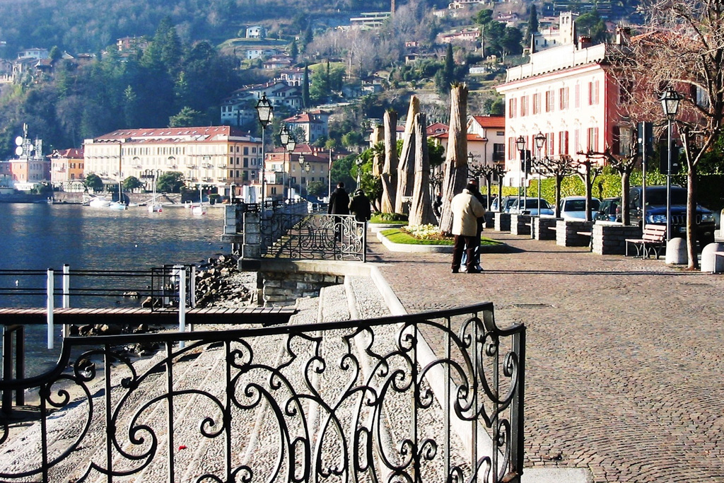 City of Menaggio - LakeApp