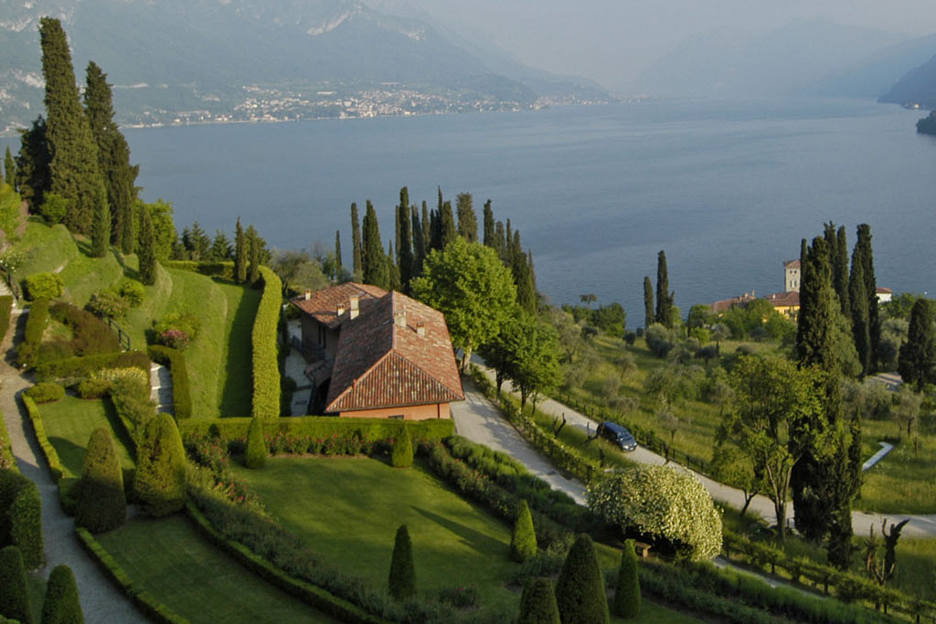Villa Serbelloni on LakeApp