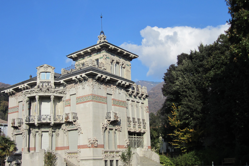 Villa Bernasconi on LakeApp